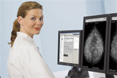 Online mammography education
