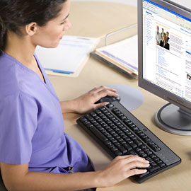 Healthcare education online
